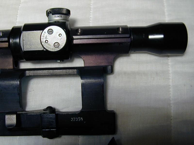 BEST YUGO SCOPE M76 SCOPE I HAVE SEEN