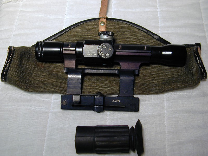 BEST YUGO SCOPE M76 SCOPE I HAVE SEEN